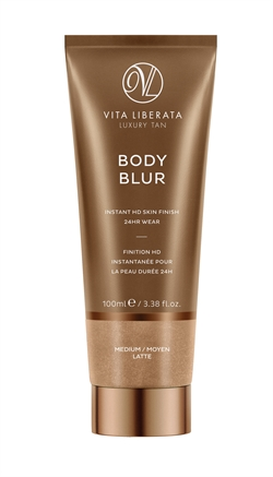 Image of   Body Blur Instant HD skin finish - Medium - 100 ml